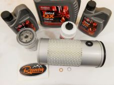 LAND ROVER DEFENDER 300TDI FULL SERVICE FILTER KIT INCLUDING 7L OIL, AIR & FUEL